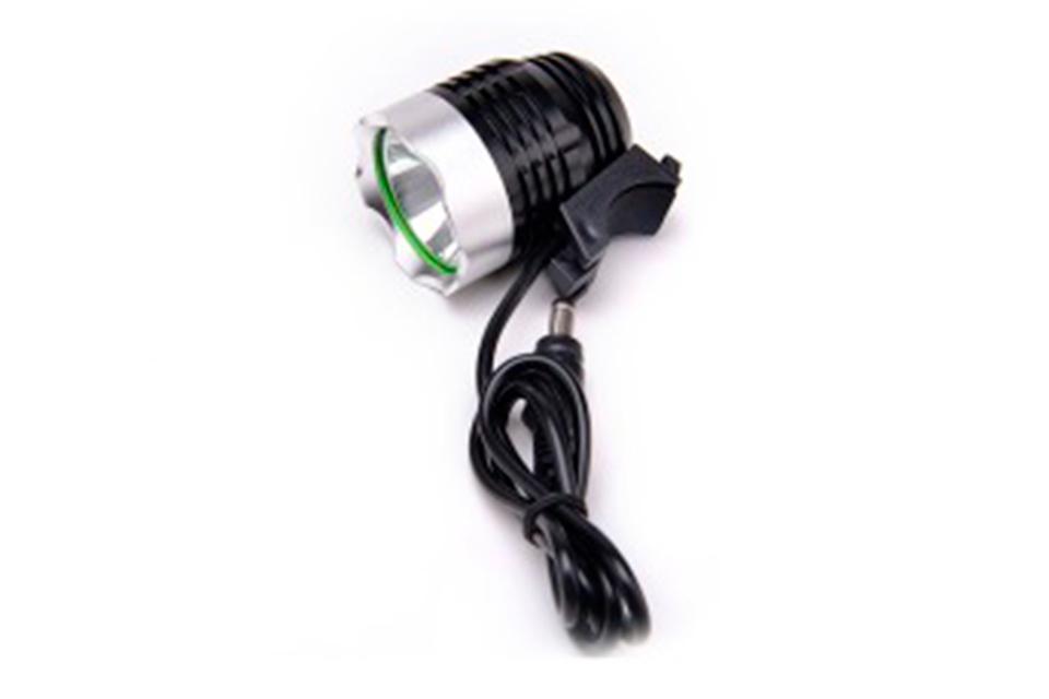 Дополнительный фонарь на руль Ninebot E