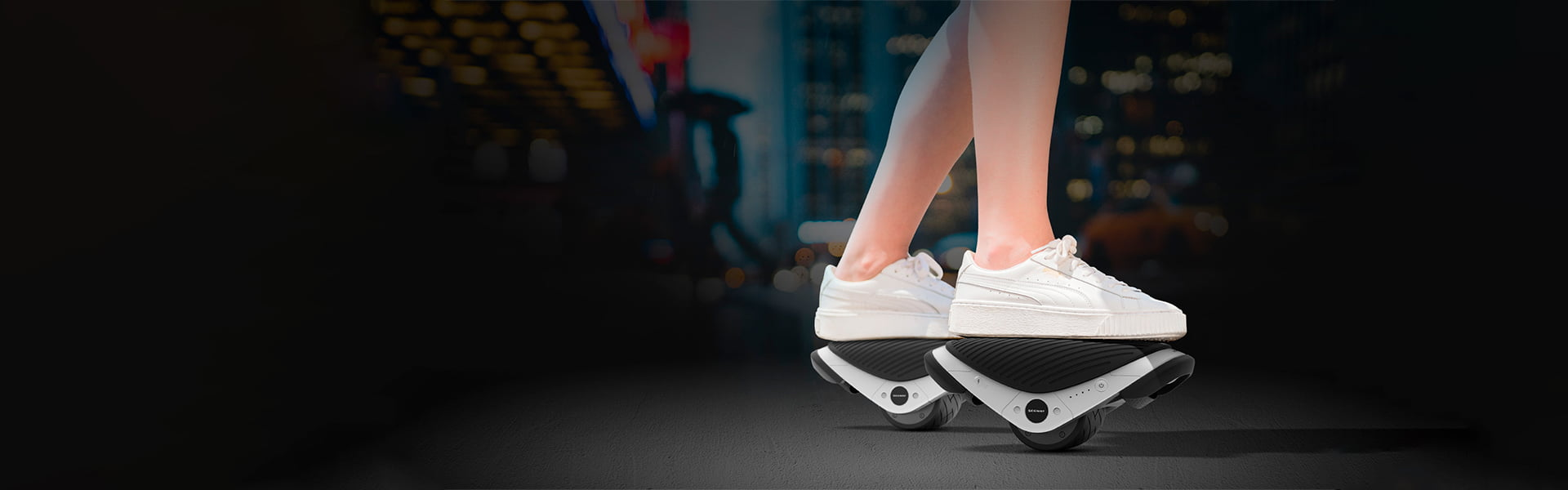Segway запускает новую категорию продукции: электроролики e-Skates