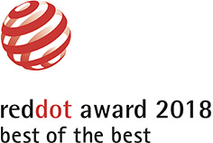 Награда Red Dot Award 2018