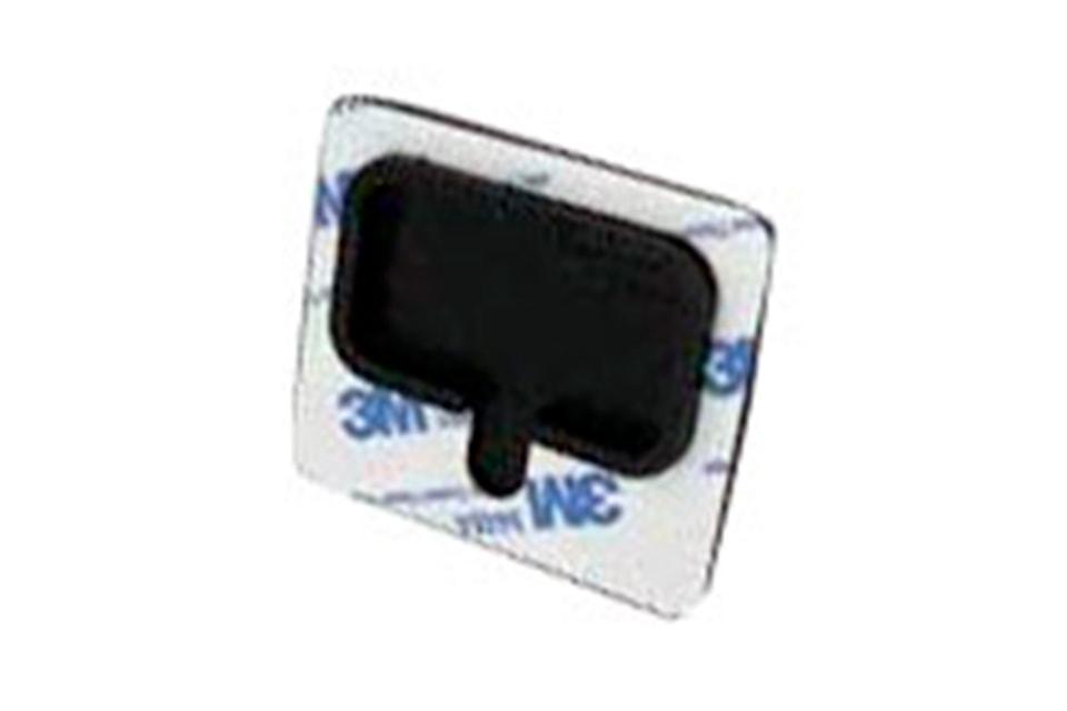 Силиконовая накладка шасси для Ninebot KickScooter (14.01.0076.00)