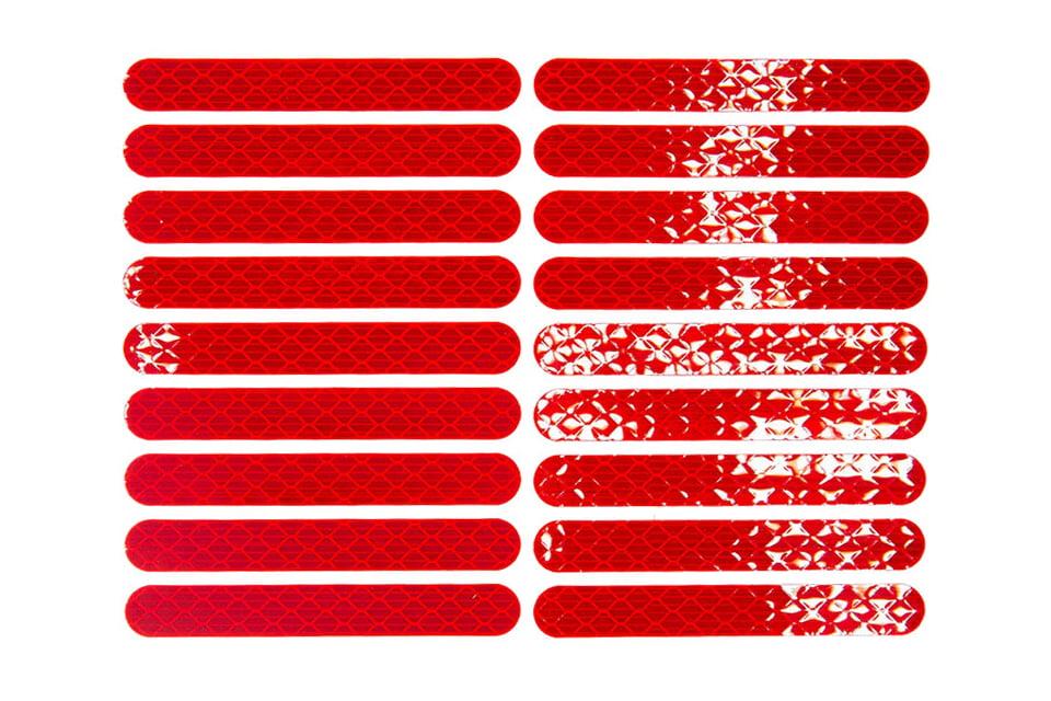 Светоотражающие катафоты (1 шт.) для Ninebot KickScooter (14.01.0007.00)