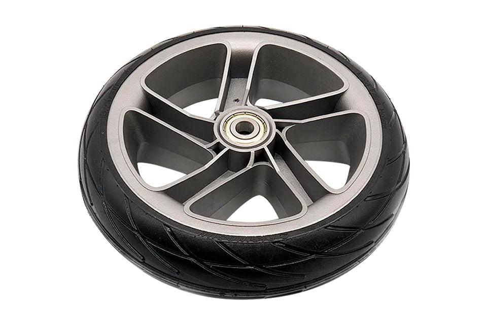 Заднее колесо в сборе для KickScooter ES2 (14.01.0026.01)