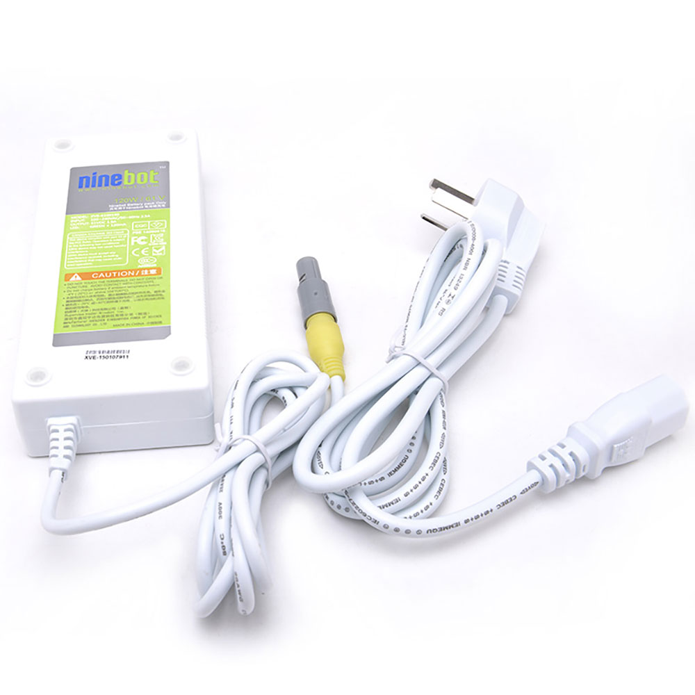 Зарядное устройство для Ninebot ONE (C+,E+,P) (120 W/61V) (10.02.2030.00)