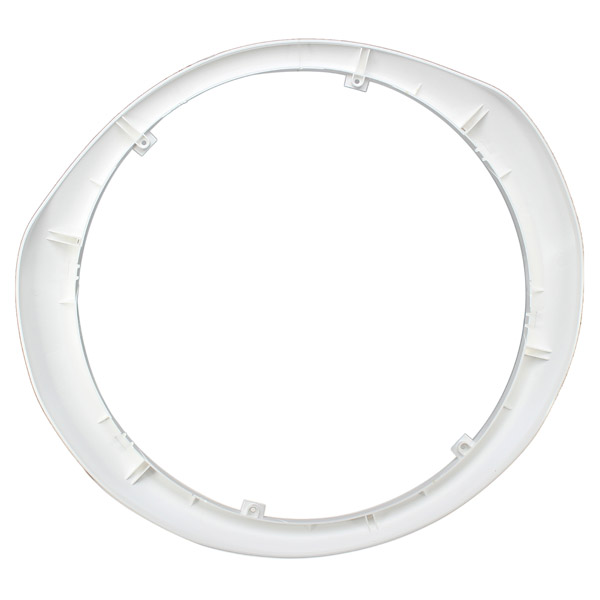 Декор вставка для Ninebot ONE(C+,E+,P) (10.01.2095.00), белый