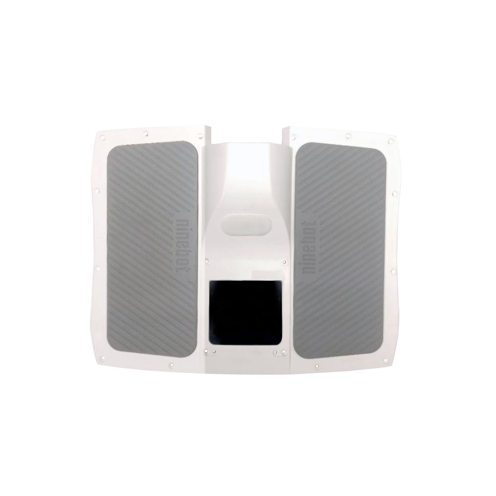 Пластиковая крышка корпуса для Ninebot E, E+, белый (10.01.1096.00)