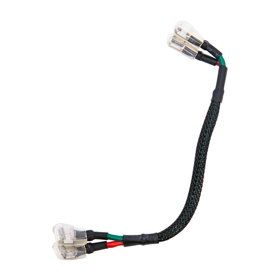 Силовой кабель платы управления 2P 190mm 14AWG Ninebot Е+ (10.01.1044.00)