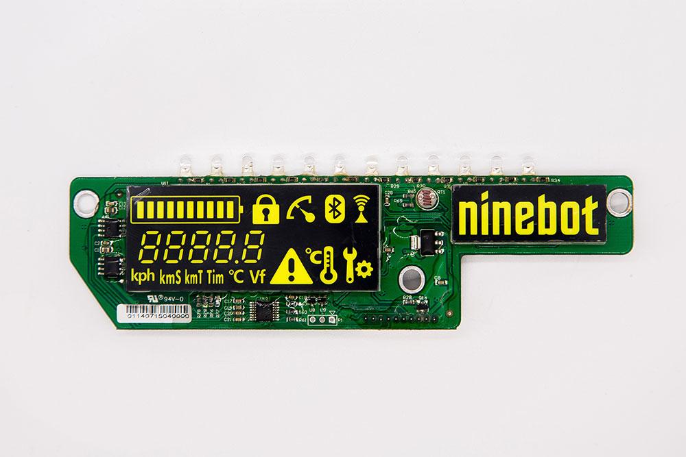 Плата приборной панели для Ninebot E, E+ (10.01.1010.01)