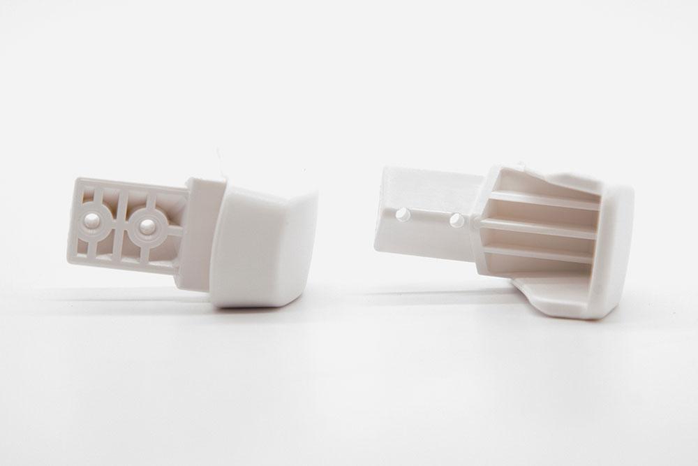 Пластиковая ручка «поводка» для Ninebot MiniPRO. Белая (10.01.3204.02)