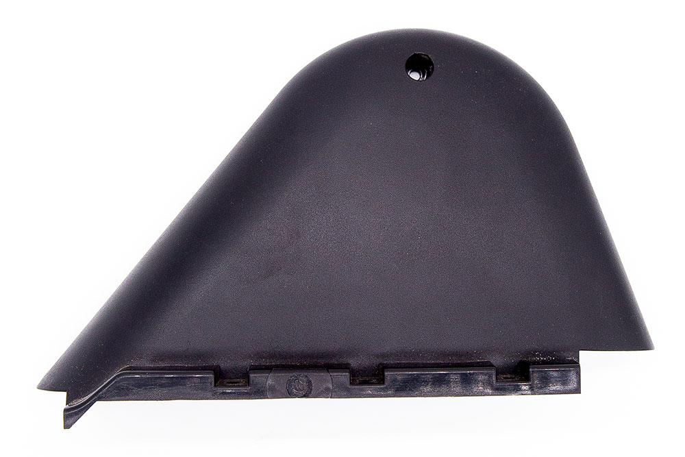 Пластиковая половина верхнего корпуса для Ninebot MiniPRO правая, черный (10.01.3164.00)