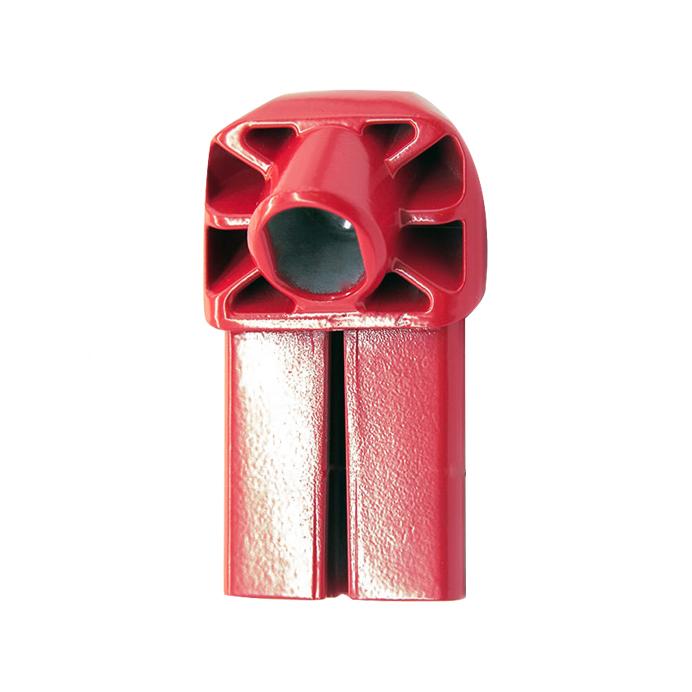 Металлический крепёж рулевого управления для Ninebot MiniPRO. Красный (10.01.3178.00)