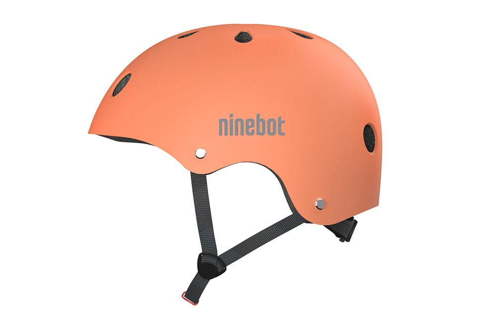 Детский шлем Ninebot V11-L (Оранжевый)