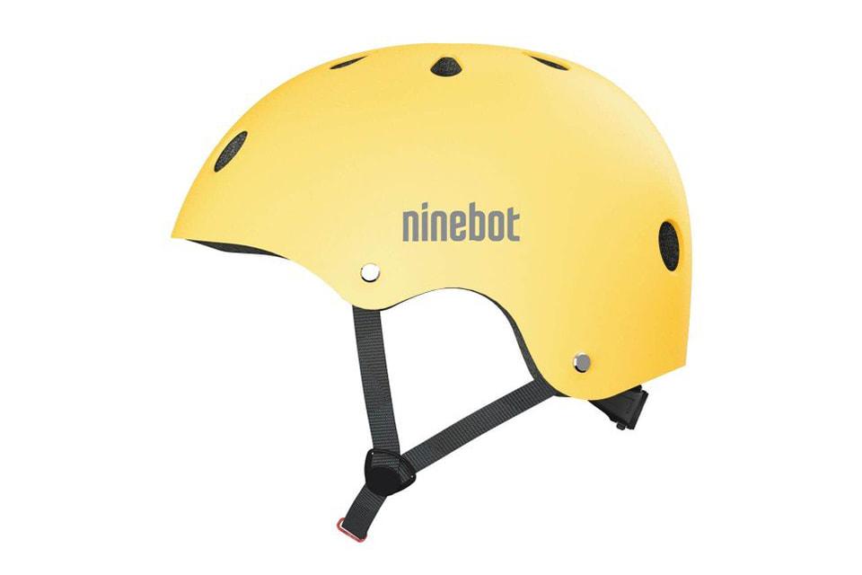 Детский шлем Ninebot V11-L (Желтый)