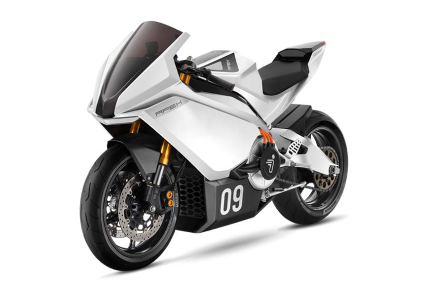 Электромотоцикл Segway Apex