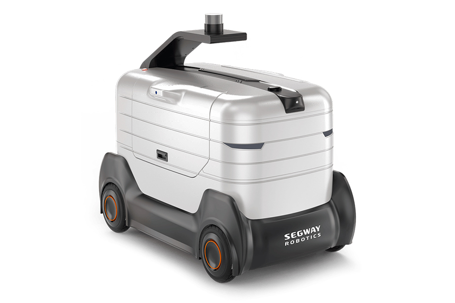 Segway DeliveryBot X1