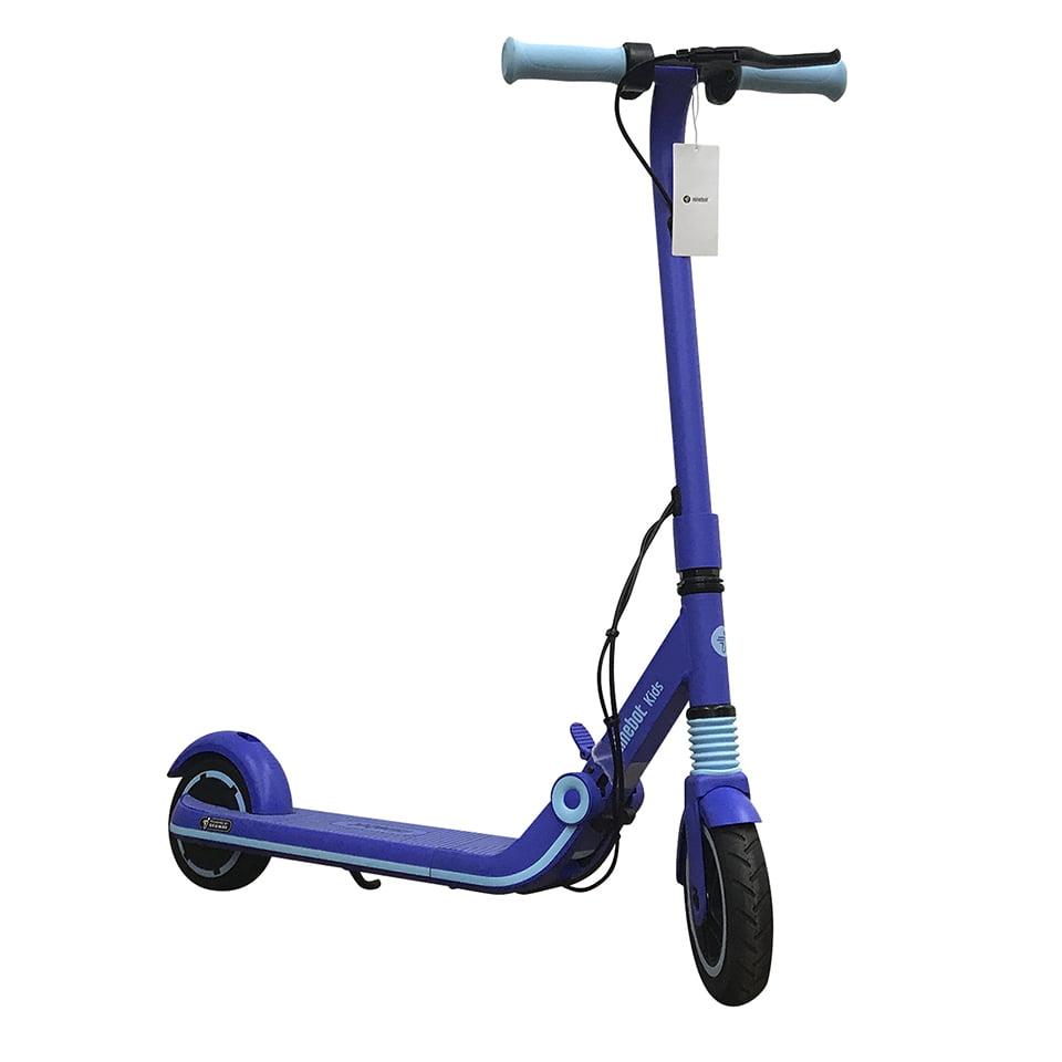 Купить электросамокат для детей Ninebot eKickScooter Zing E8 Blue с доставкой по России