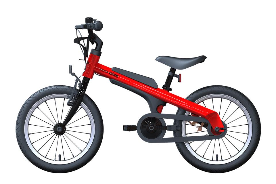Велосипед Ninebot Kids Bike 16'' для мальчиков