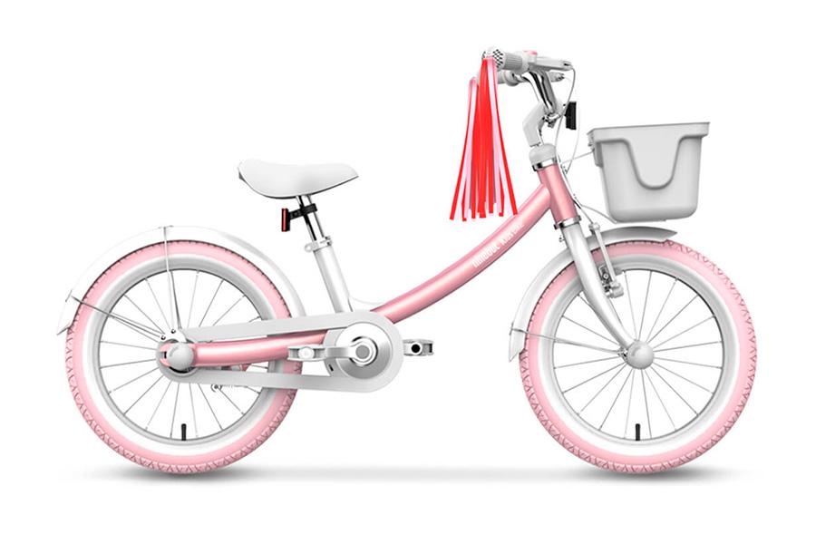 Велосипед Ninebot Kids Bike 16'' для девочек