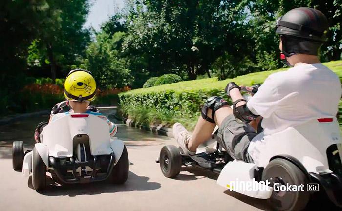 Segway-Ninebot Go Kart Kit