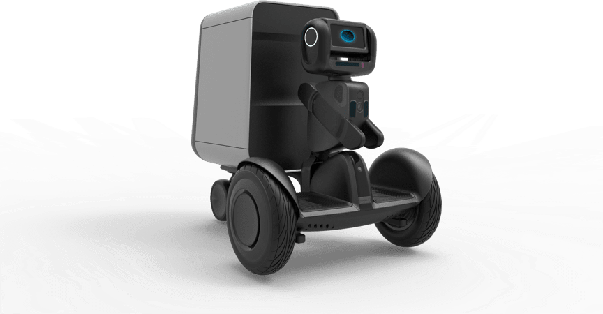 Segway Ninebot Robotics Loomo Go